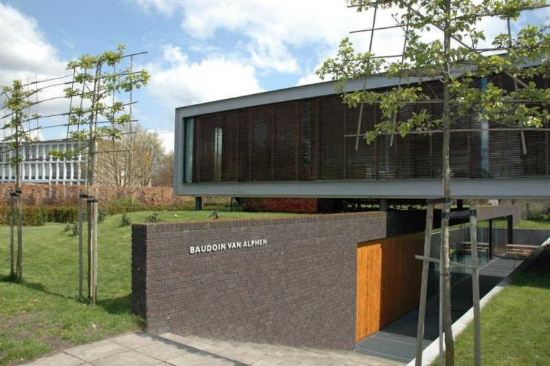 Baudoin van alphen architecten interieurarchitecten for Interieurarchitecten en interieuradvies amsterdam